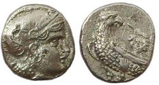 Ancient Coins - Bactria, Sophytes.