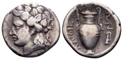 Ancient Coins - Thessaly, Lamia