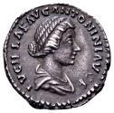 Ancient Coins - Lucilla.