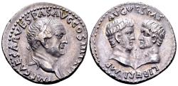 Ancient Coins - Vespasian.