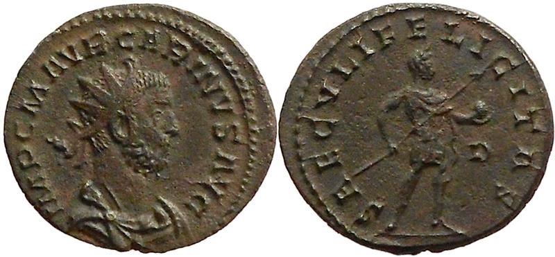 Ancient Coins - Carinus