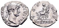 Ancient Coins - Hadrianus.