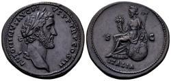 Ancient Coins - Antoninus Pius.