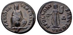 Ancient Coins - Maximinus II Daia.