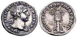 Ancient Coins - Trajan.