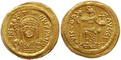 Ancient Coins - Justin II.