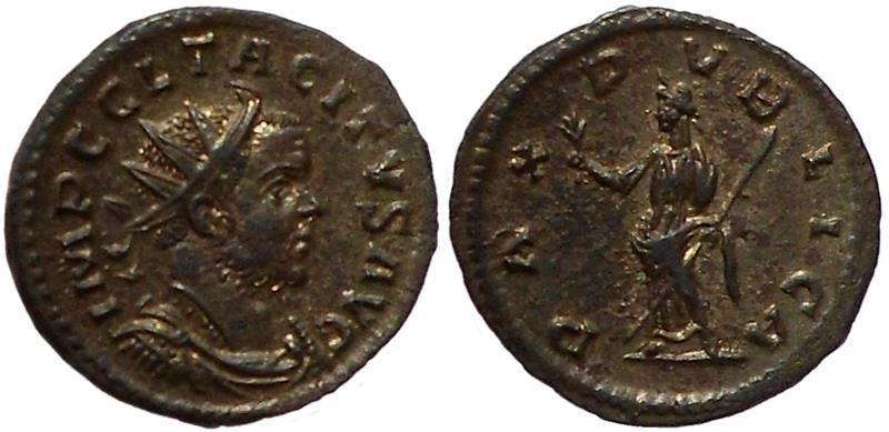 Ancient Coins - Tacitus.