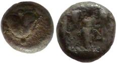 Ancient Coins - Kyrenaica, Kyrene. Ca. 500-480 BC.