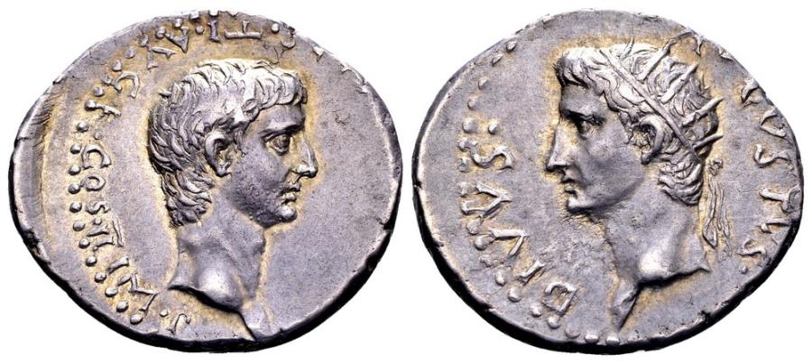 Ancient Coins - Germanicus.