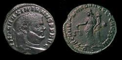 Ancient Coins - Rome: Maximian Follis