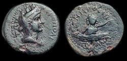 Ancient Coins - Cilicia: Hieropolis