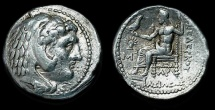 Ancient Coins - Seleukos I