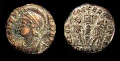 Ancient Coins - Constantine I - AE mule