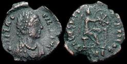Ancient Coins - Aelia Flaccilla