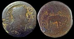 Ancient Coins - Egypt, Alexandria: Trajan