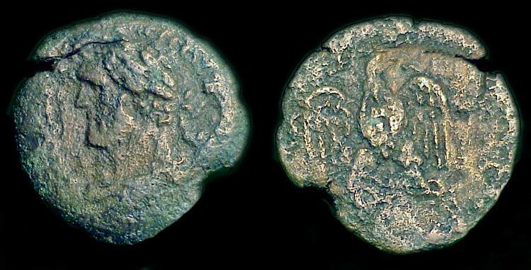 Ancient Coins - Alexandria: Antoninus Pius