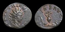 Ancient Coins - Tetricus II