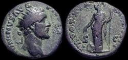 Ancient Coins - Antoninus Pius