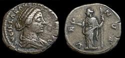 Ancient Coins - Rome: Lucilla (wife of Lucius Verus)