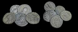 Ancient Coins - Probus AE Lot of 5