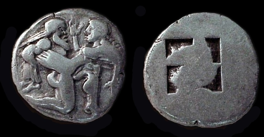 Ancient Coins - Thasos