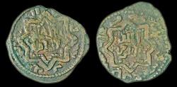 Ancient Coins - Turkoman: Ayyubids of Aleppo - Al Zahir Ghazi b. Yusuf