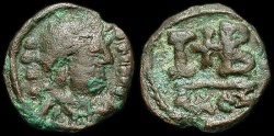 Ancient Coins - Egypt: Maurice Tiberius