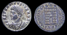 Ancient Coins - Constantine II: Cyzicus Mint