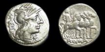 Roman Republic:  M. Vargunteius