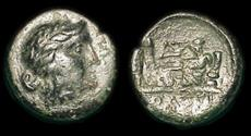 Ancient Coins - Thrace: Odessus