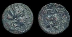 Ancient Coins - Cilicia: Aigeai