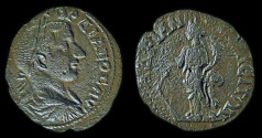 Ancient Coins - Thrace, Hadrianopolis: Gordian III