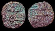Ancient Coins - Abbasid Governor in Cilicia: Thamal