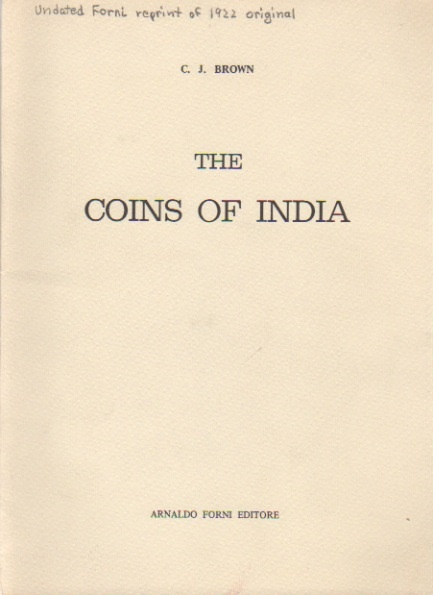 Ancient Coins - The Coins of India