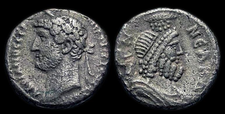 Ancient Coins - Egypt, Alexandria: Hadrian
