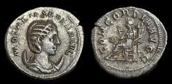 Ancient Coins - Rome: Otaciiia Severa