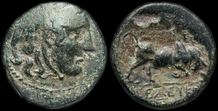 Ancient Coins - Seleukid Kingdom. Seleukos I Nikator
