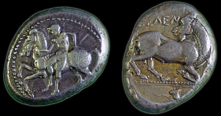 Ancient Coins - Kelenderis, Cilicia