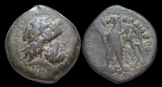 Ancient Coins - Ptolemy II Philadelphos