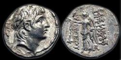 Ancient Coins - Seleukid Kings: Antiochos VII