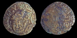Ancient Coins - Turkoman: Artuqids of Mardin: Nasir al-Din Artuq Arslan