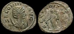 Ancient Coins - Salonina. Augusta