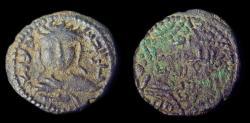 Ancient Coins - Turkoman: Artuqids  Husam al-Din Yuluq Arslan