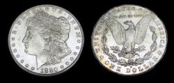 Us Coins - United States Morgan Dollar