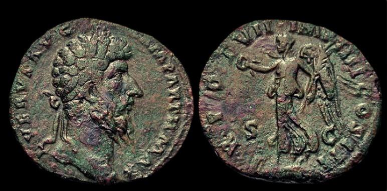 Ancient Coins - Lucius Verus