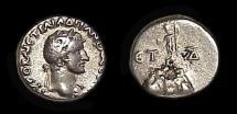 Ancient Coins - Cappadocia, Caesarea:  Hadrian