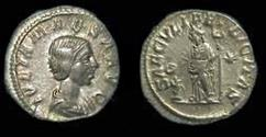 Ancient Coins - Julia Maesa