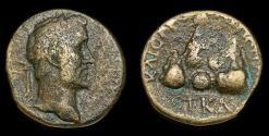 Ancient Coins - Cappadocia, Caesarea: Antoninus Pius