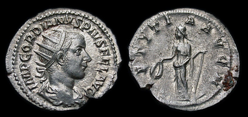 Ancient Coins - Gordian III