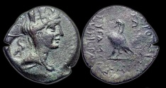 Ancient Coins - Cilicia: Hierapolis on the Pyramos
